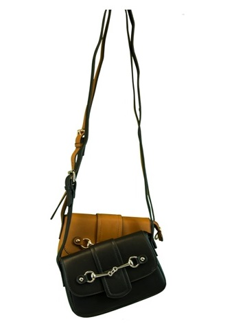Purse - Cross Body with Snaffle Bit