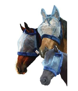 Charlie Bug-Off Shield Fly Mask