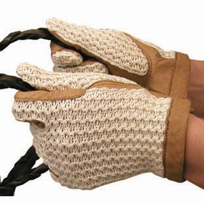 Crochet Back Glove