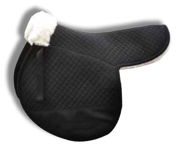 Double Back Shaped Pad