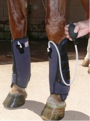 Equomed Lumark Tendon Compression Boot