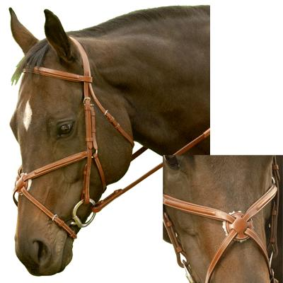 Exselle® Elite Fancy Raised, Figure 8 Bridle