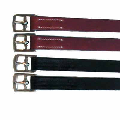 Exselle® Full Hole Stirrup Leathers 1""