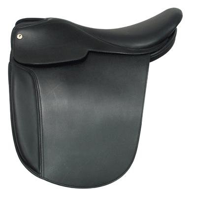 Exselle® Friesian Lane Fox Saddle