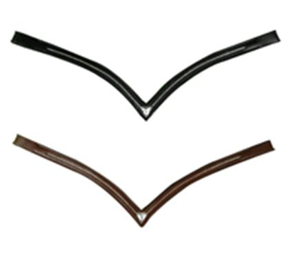 Fancy V Bridle Brow Band