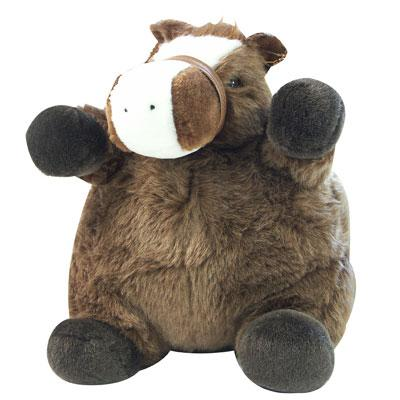 Fat Albert Plush Pony