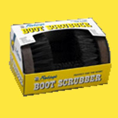 Fiebings' Boot Scrubber