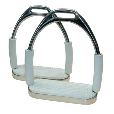 Flexible Stirrup Irons Double Jointed