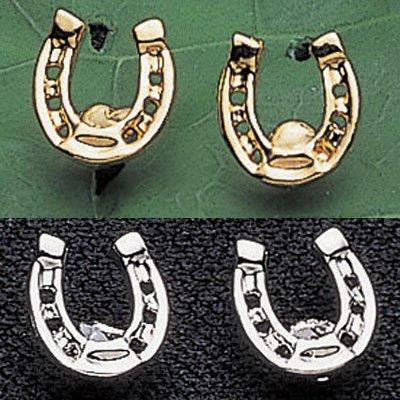 Horseshoe Earrings by Exselle®