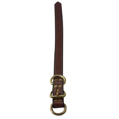 "Leather Dog Collar - 1"" Wide"