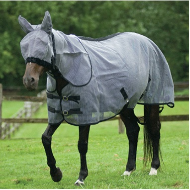 Mesh Fly Sheet with Natural Repellant