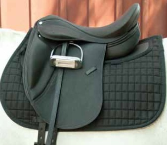 Dynamic  Mono Flap Dressage Saddle