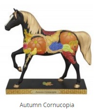 Painted Ponies - Autumn Cornucopia