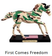 Painted Ponies - First Comes Freedom