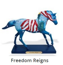 Painted Ponies - Freedom Reigns