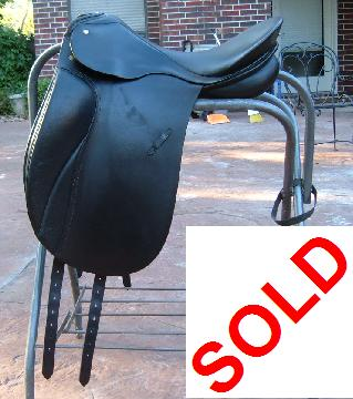 Passier Grand Gilbert Dressage Saddle