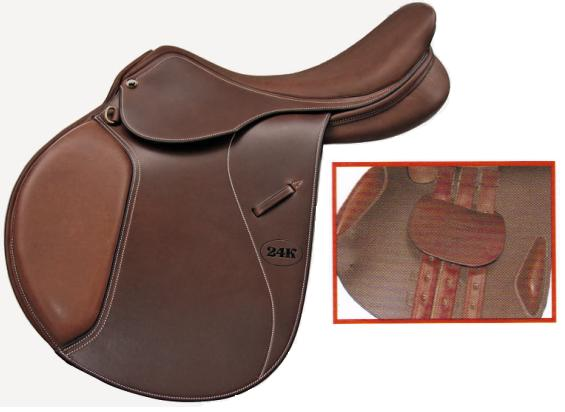 Pro-Trainer® 24K Close Contact Saddle