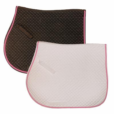 Quilted AP or Dressage Saddle Pad