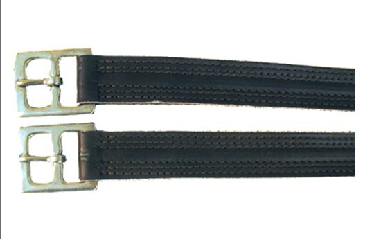 Racing Stirrup Leathers 48""