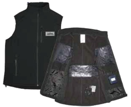 IonGear™ Battery Powered Heated vest