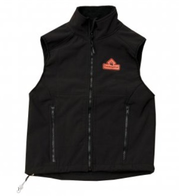 Thermafur Fleece Heating soft Shell Vest