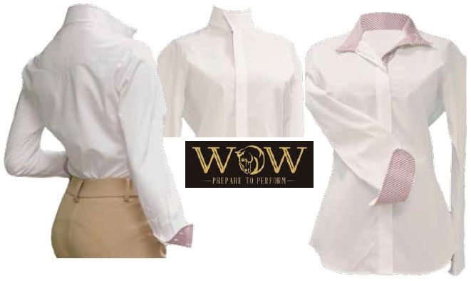 WOW™ Traditional Collar Show Shirt